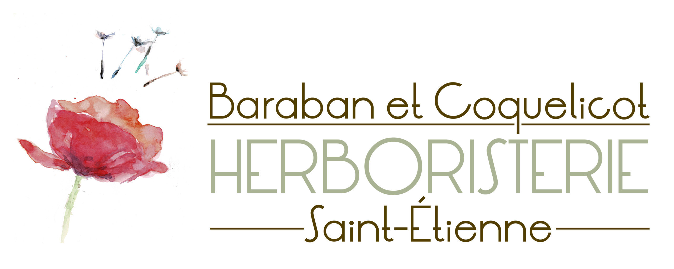 Baraban et Coquelicot